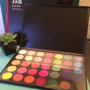 Morphe 35B color burst palette